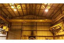 ACECO 5-TON BRIDGE CRANE APPROX
