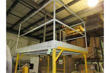 Mild Steel Work Platform, 7 ste