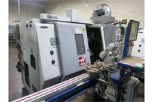 Haas SL-20T CNC 2-Axis Turning
