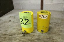 Lot of (2) Enerpac Model RCH-30