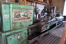 Lodge & Shipley Lathe