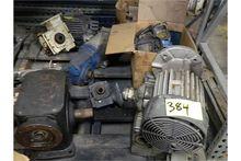 Motors & Gear Boxes Various Siz