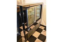 Leader Curved Glass Refrigerate