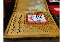 Set Pin Gauges, .061-.250