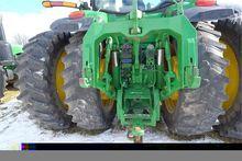John Deere Tractor 8360 (2011)
