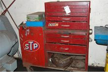 Toolbox w/assorted tools