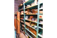 Contents (5) Sections Shelving,