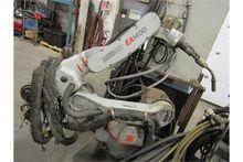 2004 Motoman EA1400 Mig Welding