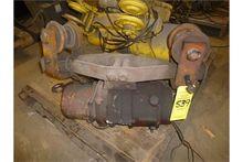 P&H 1 ton, 2000lb cable hoist o