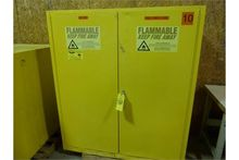 Flammable Cabinet. EXTRA deep