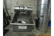 stainless Steel Sink with In-Si