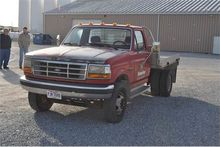 1992 Ford Super-Duty XLT, dual-