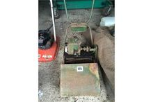 Atco cylinder mower spares or r