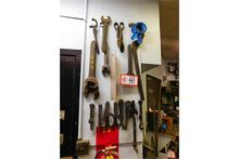 Various Size Wrenches