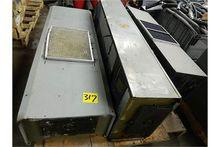 Air Cond. Units, (3) Control Ca