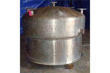 350 gallon B. H. Hubbert stainl