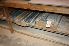 Metal drawer brackets on 2 lowe