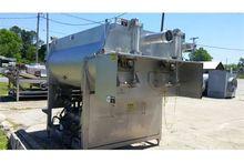 4000 lb. S/S Paddle Mixer