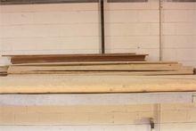 Used Pine Logs:2) 10
