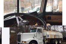 Peterbilt Water Truck, Eaton Fu