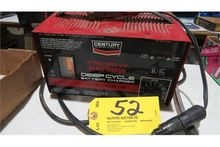 Deep cycle battery charger.