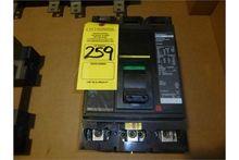 Square D Power Pact MJ800 MJP36