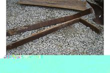 Used Fork lift forks