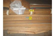 Pallet of galvanized drywall ac