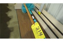 Used (2) Brush poles