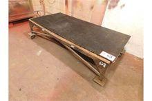 Custom Built Metal Cart, Drying