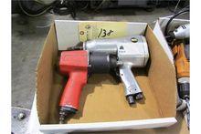 (2) Pneumatic Impact Guns