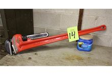 "Ridgid 48"" Pipe Wrench"
