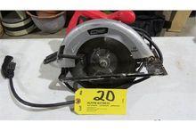"""Tool shop 7 1/4"""" circular saw,"""