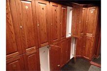 {LOT} 46 Half-Door Lockers