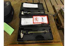 """(2) Mitutoyo 8"""" Digital Caliper"""