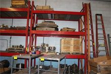 SECTION PALLET RACK 8' X 48'' X