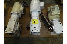 Lot (3) Motors, Reliance Elect.
