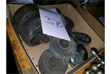 Used CASTERS in Warr