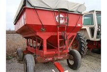 EZ Flow 300 bu gravity wagon wi