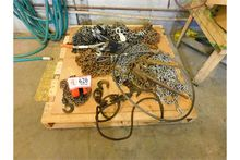 Contents Pallet, Various Chains