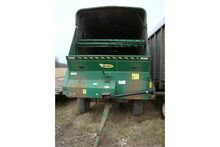 Badger 950 silage wagon, 16' ta
