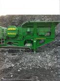 2013 McCloskey J44 Fixed crushe