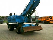 2005 Terex MHL340 Scrap Handler