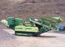 2014 Triman TMC-2 Fixed crusher