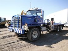 1985 Kenworth C500 T/A FLATBED