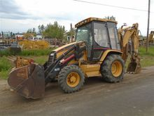 1997 Caterpillar 416C 4WD BACKH