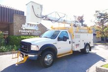 2006 Ford F-550 Telelift ladder