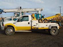 2001 Ford F450 TOW TRUCK