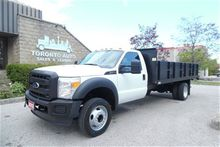 2013 Ford F-450 ONLY 32231 km,F