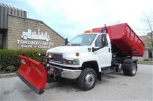 2008 GMC C5500 Swap Loader with
